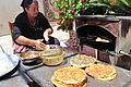 Druze pita making IMG 6199.JPG