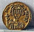 Ducato di benevento, emissione aurea di arichis II, zecca di benevento, 758-774, 02.JPG