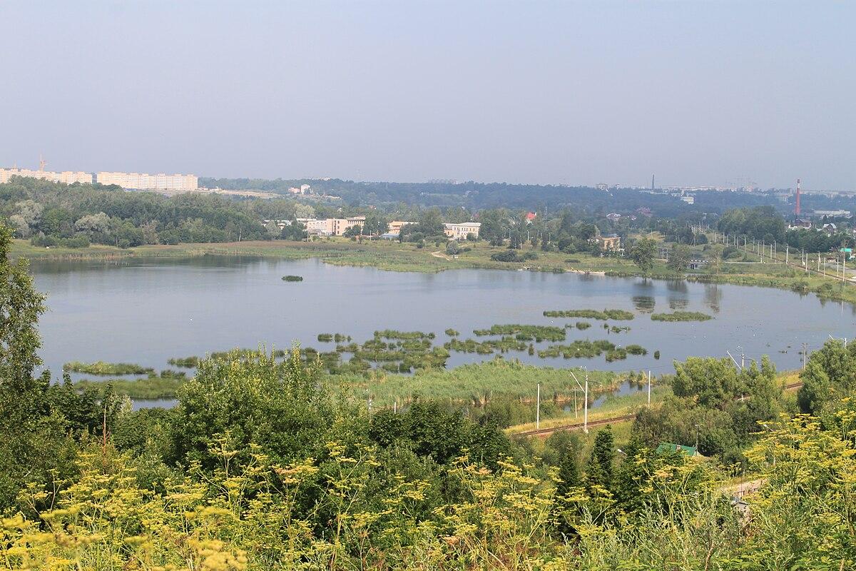 Россия между озером и котлованом