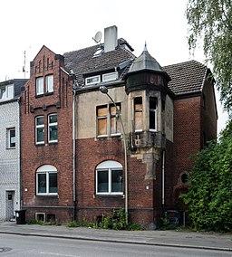 Kirchstraße in Duisburg