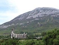Dun Luiche - Errigal Mountain.JPG