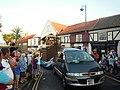 Dunstable Arms float, Sheringham carnival parade, Wyndham Street, Sheringham 2014-08-06 (2).JPG