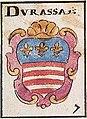 Durrës címere az 1700-as években.jpg