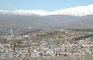 Gissar Valley