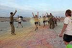 Dustoff Splash Dash 5K brings color to runners in Helmand province 140421-M-JD595-985.jpg