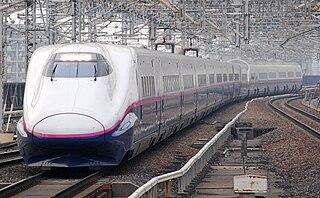 E2 Series Shinkansen Japanese high speed train type