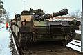 EAS M1A2s arrive in Grafenwoehr (12234702384).jpg
