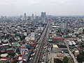 EDSA-Cubao - northbound to Timog (Quezon City)(2017-08-13).jpg