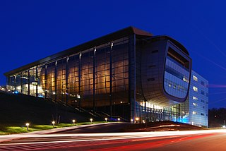 Experimental Media and Performing Arts Center (EMPAC) at Rensselaer Polytechnic Institute in Troy, a $220 million multi-venue arts center opened in 2009