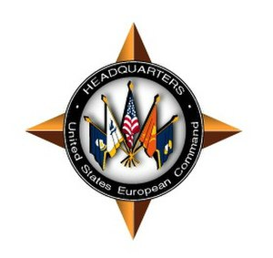 Organizational structure of the United States Department of Defense - Image: EUCOM Logo