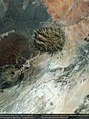 Earth from Space Brandberg Mountain, Namib Desert, Namibia (28671290624).jpg
