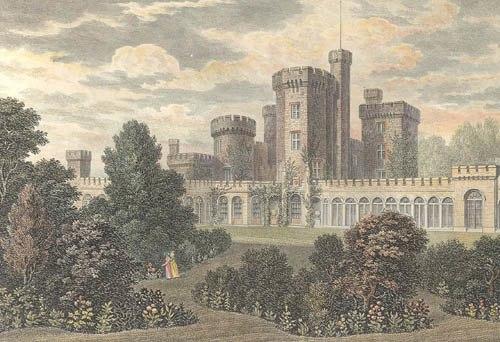 East Cowes castle