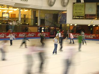 East Kilbride - East Kilbride ice rink