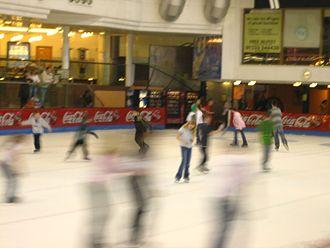 East Kilbride - East Kilbride ice rink