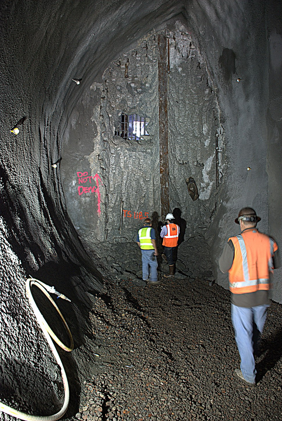 East Side Access tunneling 2012-09-20 2
