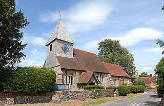 East Clandon Human settlement in England
