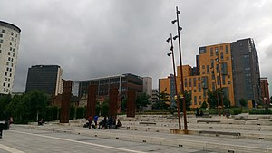 Eastside City Park - Image: Eastside City Park 2016