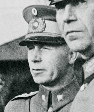 Generalkommandoen - Image: Ebbe Gørtz (cropped)