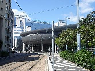 Grenoble School of Management - GEM campus.