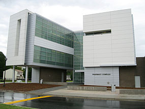 Pharmacy Complex, Elizabeth City State University