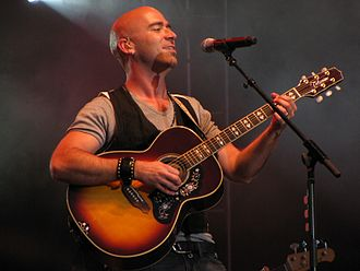 Live (band) - Kowalczyk at Bluesfest 2009