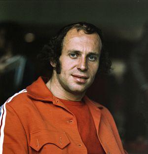 Eddy Treijtel - Eddy Treijtel in 1974