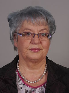 Edit Bauer Slovak politician