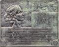 Edith Cavell gedenkplaat Kortrijksesteenweg Gent.png