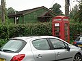 Edmondsham, phone box and village hall - geograph.org.uk - 944394.jpg