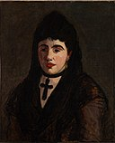 Edouard Manet - Spanish Woman Wearing a Black Cross - 1987.R.1123 - Dallas Museum of Art.jpg