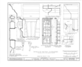Edward Dexter House, 72 Waterman Street (moved from George Street), Providence, Providence County, RI HABS RI,4-PROV,23- (sheet 19 of 53).png