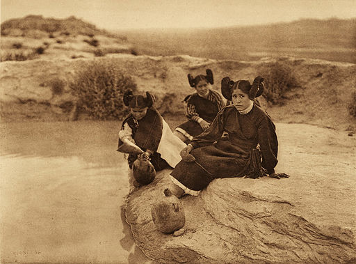Edward S. Curtis Collection People 054