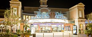 The Commons at Calabasas - Image: Edwards Calabasas Stadium 6 Movie Theater at The Commons at Calabasas