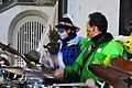 Eis-zwei-Geissebei (2012) - Guggenmusik - Rapperswil Hauptplatz 2012-02-21 16-05-34.JPG