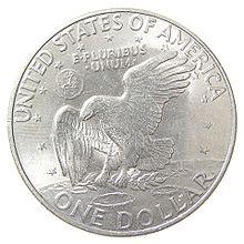 Eisenhower Dollar Wikiwand