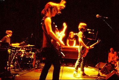 Picture of a band or musician: Electrelane