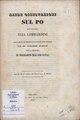Elia Lombardini – Altre osservazioni sul Po dell'Ingegnere Elia Lomb, 1843 - BEIC 6274500.tif