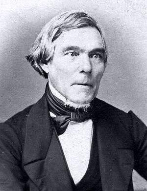 Elias Lönnrot - Image: Elias Lönnrot portrait 2