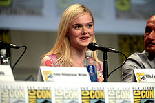 Elle Fanning, The Boxtrolls, 2014 Comic-Con 1.jpg