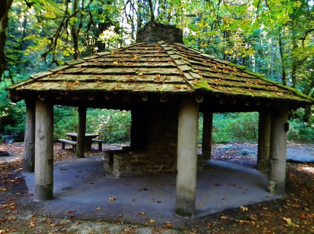 Elwha Campground Community Kitchen - Wikipedia