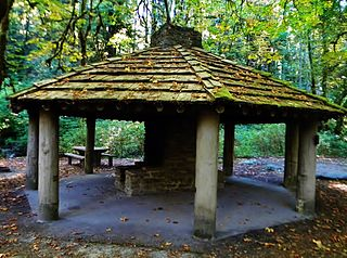 Elwha Campground Community Kitchen United States historic place