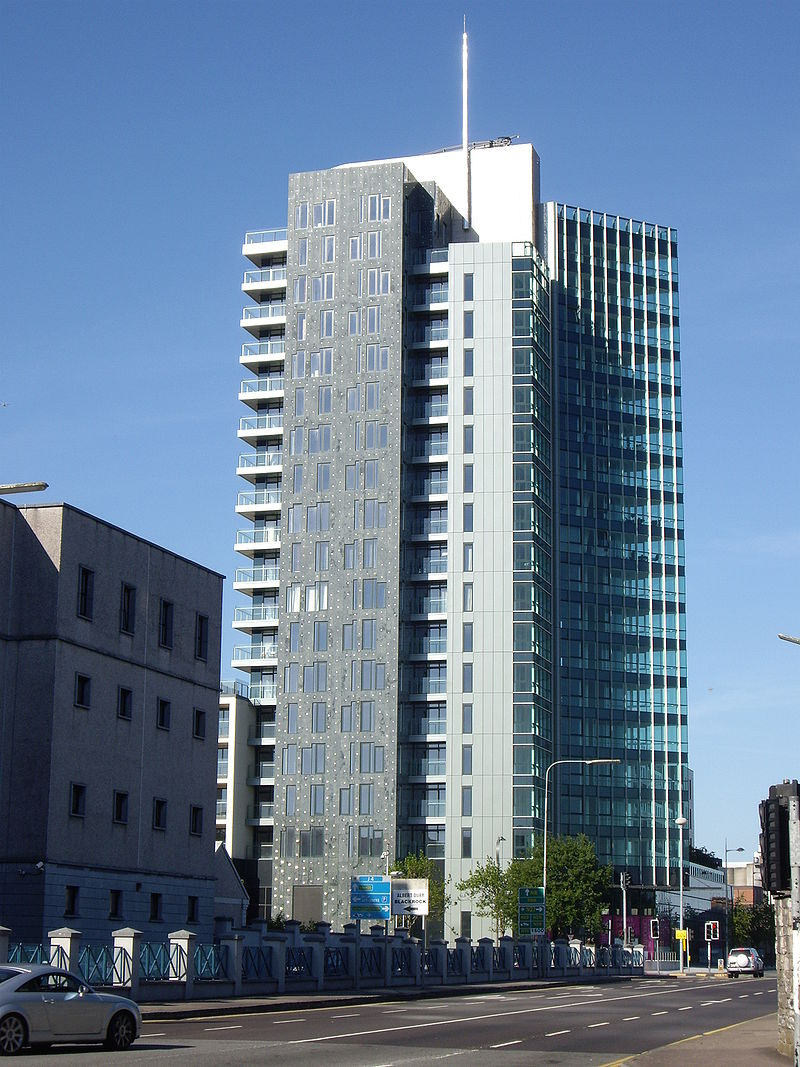 Elysian tower Cork.JPG
