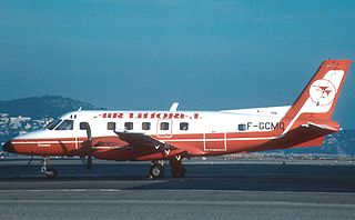 1972-2004 airline in France