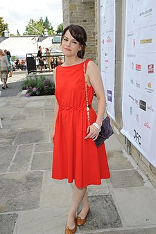 Emily Hampshire at CFC ANNUAL BBQ 2012.jpg
