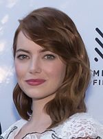 Photo of Emma Stone in 2016.