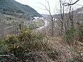 Encourtiech - Vue sur la papeterie de la Moulasse - 20110118 (2).jpg