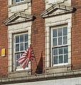 English windows, Japanese flag (8087390794).jpg