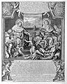 Engraving concerning Saints Cosmas and Damian. Wellcome L0010493.jpg