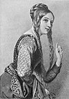 Engraving of Eleanor of Aquitaine (19th Century).jpg