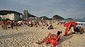Enjoying the last rays of sun, Copacabana, Rio de Janeiro - 2008-03-22.jpg